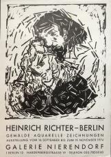Heinrich Richter-Berlin: Galerie Nierendorf, 1987
