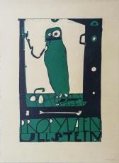 Horst Janssen: Propylen - Ulllstein, 1970