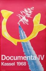 James Rosenquist: Documenta IV - Kassel, 1968