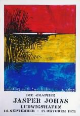 Jasper Johns: Ludwigshafen, 1971