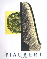 Jean Piaubert: PIAUBERT - JUIN 1958