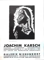 Joachim Karsch: Galerie Nierendorf, 1987