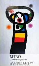 Joan Miró: Galeie Lelong, 1990