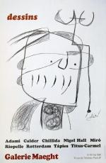 Joan Miró: Galeie Maeght, 1981