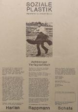 Joseph Beuys: Soziale Plastik, 1979