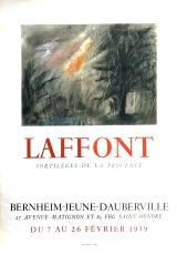 Laffont: Galerie Bernheim-Jaune, 1959