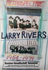 Larry Rivers: Kestner-Gesellschaft, 1980