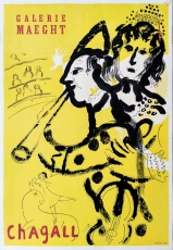Marc Chagall: Galerie Maeght, 1957