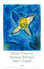 Marc Chagall: Musée National Message Biblique Marc Chagall, 1973
