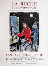 Marc Chagall: Musée Jacquemart, 1978