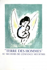 Marc Chagall: Terre des Hommes, 1971