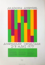 Max Bill: Amriswiler Orgeltage 1979
