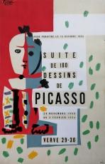 Pablo Picasso: Suite de 180 Dessins - Verve 29-30, 1953