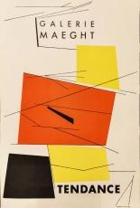 Pablo Palazuelo: Galerie Maeght, 1958