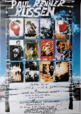 Paul Renner: Russen, 1995