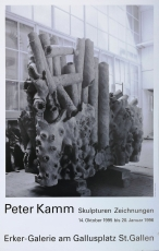Peter Kamm: Erker Galerie, 1996