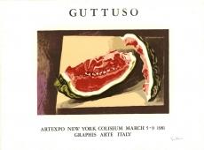 Renato Guttoso: Artexpo New York, 1981