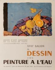 Roger Chapelain-Midy: Musée dArt Moderne, 1965