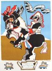 Simon Dittrich: Galerie Ketterer, 1972