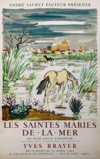 Yves Brayer: Les Saintes Maries de la Mer, 1964