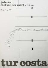 Rafael Tur Costa: Galerie van der Voort, 1979