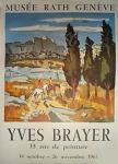 Yves Brayer: Musée Rath, 1961