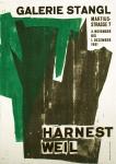 Fritz Harnest: Galerie Stangl, 1961