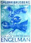 Martin Engelmann: Galeie Brusberg, 1963