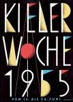 Bernhard Borgwardt: Kieler Woche 1955