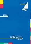 Ernst Hiestand: Kieler Woche 1984