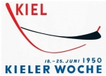 Arthur Langlet: Kieler Woche 1950