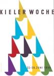 Barbara Mediger: Kieler Woche 1958