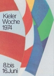 Andreas W. Jahnke: Kieler Woche 1974