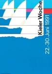 Ben Bos: Kieler Woche 1991