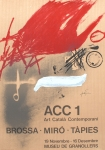 Antoni Tàpies: ACC1, 1977