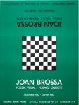 Joan Brossa: Galeria Joan Prats, 1982