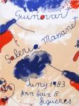 Josep Guinovart: Galeria Massanet, 1983