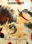 Josep Guinovart: Galerie Carmen Durango, 1980