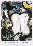 Marc Chagall: Musée Rath, 1962
