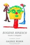 Eugène Ionesco: Galerie Weber, 1984