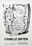 Camille Bryen: Galerie im Erker, 1967