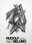 Rudolf Belling: Galerie im Erker, 1972