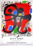 Joan Miró: Galerie Berggruen, 1971
