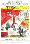 Marc Chagall: Musée Galiera, 1963 (1)