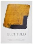 Erwin Bechtold: Galerie Hermeshoff, 1987
