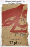 Antoni Tàpies: Musée de l´Abbaye Sainte -Croix, 1978