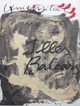Antoni Tàpies: Universitat de les Illes Balears, 1988