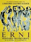 Hans Erni: Galerie Kléber, 1953