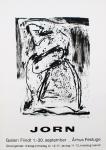 Asger Jorn: Galerie Flindt, 1972