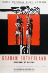 Graham Sutherland: Musée d´Art Moderne, 1952